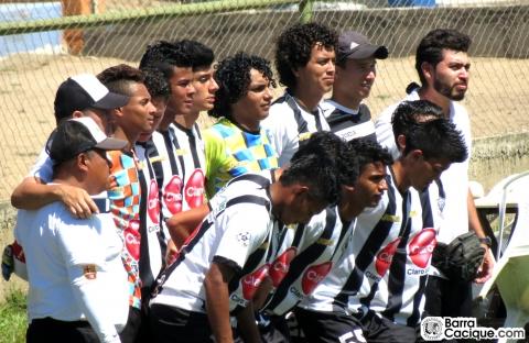 Los 12 jugadores que viajaron a Ocotal