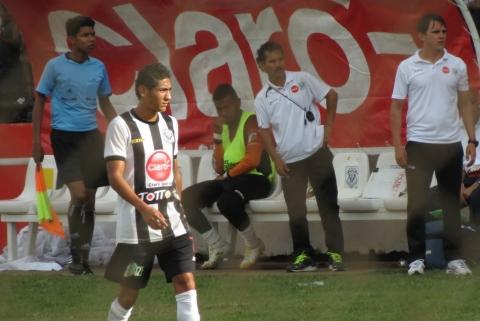 Peralta no renovó con el cacique. FOTO: Dijema Méndez