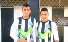 Edwin Triviño y David Calderón se entrenan en Diriamba desde el lunes