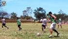 Los caciques ya entrenan en el santa cecilia FOTO: Diriangén FC